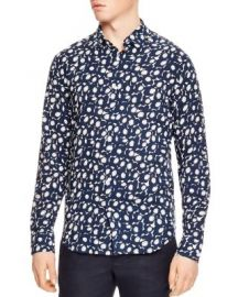 Sandro Bloomer Slim Fit Button-Down Shirt   Bloomingdale  39 s at Bloomingdales