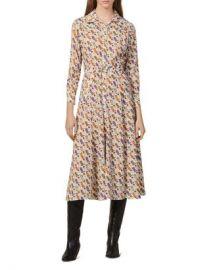 Sandro Bootseen Midi Shirt Dress Women - Bloomingdale s at Bloomingdales