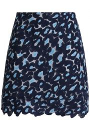 Sandro Lace Skirt at The Outnet