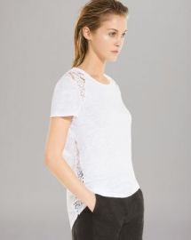 Sandro Top - Tanger Lace at Bloomingdales