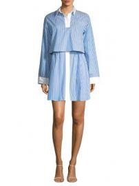 Sandy Liang - Jodamo Overlay Dress at Saks Fifth Avenue