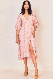 Sarabeth Dress at LoveShackFancy