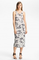 Sarai print dress by Carven at Nordstrom