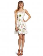 Sasha's BB Dakota floral dress at Amazon at Amazon
