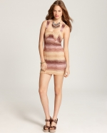 Sasha's Free People ombre top at Bloomingdales at Bloomingdales