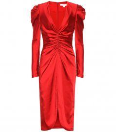 Satin Midi Dress by Jonathan Simkhai at My Theresa