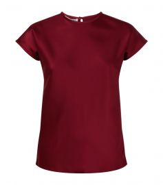 Satin Shell Top by Helmut Lang at Harrods