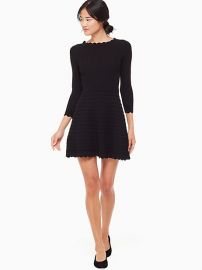 Scallop Sweater Dress at Kate Spade