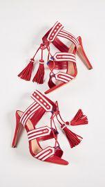 Schutz Eurica Wrap Sandals at Shopbop