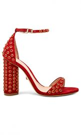 Schutz Marcelle Heel in Tango Red from Revolve com at Revolve