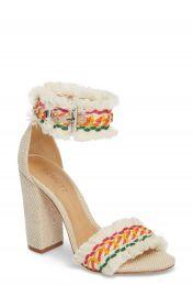 Schutz Zoola Block Heel Sandal  Women at Nordstrom
