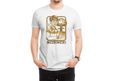 Science! T-shirt at Threadless