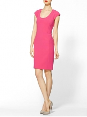 Scoop neck dress by Rachel Roy at Piperlime