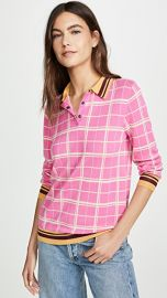 Scotch  amp  Soda Maison Scotch Knitted Polo Shirt at Shopbop