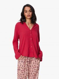 Scout Chelsea Gauze Top by Xirena at Mother