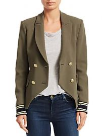 Scripted - Double Breasted Blazer at Saks Off 5th