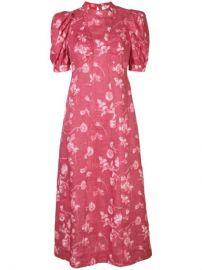 Sea Monet Flared Midi Dress - Farfetch at Farfetch
