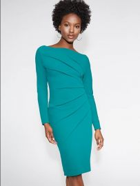 Seamed Sheath Dress - Gabrielle Union Collectio at NY&C