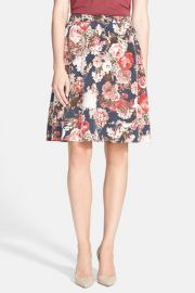 Search for Sanity floral skirt at Nordstrom Rack