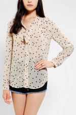 Secretary blouse by Coincidence and Chance at Urban Outfitters