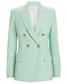 Sedgwick Double-Breasted Blazer by A.L.C. at Intermix