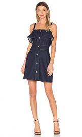 See By Chloe Denim Mini Dress in Indigo from Revolve com at Revolve