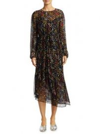 See by Chlo   - Floral Maxi Dress at Saks Fifth Avenue