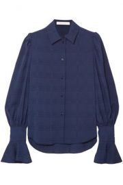 See by Chloe Crinkle  Blouse at The Outnet