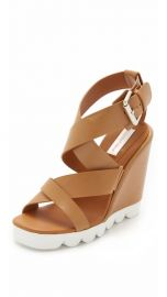 See by Chloe Tiny Wedge Sandals at Shopbop