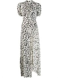 Self-Portrait Leopard Print Dress - Farfetch at Farfetch