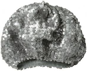 Sequin Beret at Amazon