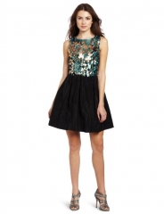 Sequin Bodice Dress by Plenty by Tracy Reese at Amazon