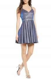 Sequin Hearts Glitter Party Dress   Nordstrom at Nordstrom