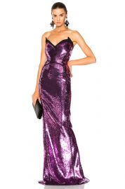 Sequin Mermaind Gown by Mugler at Forward