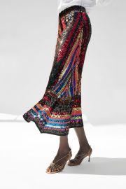 Sequin Skirt at Zara