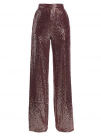 Sequin Wide-Leg Pants at Saks Fifth Avenue