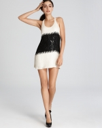 Sequin dress by Parker at Bloomingdales