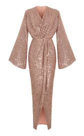 Sequined Gown by Rasario at Moda Operandi