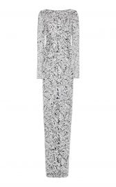 Sequined Tulle Gown by Michael Kors Collection at Moda Operandi