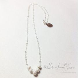 Serafina Fae Necklace at Etsy