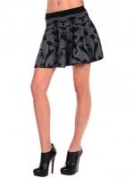 Serena's grey skirt at Designsbystephene