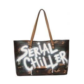 Serial Chiller Edition Bag by De Vesi at De Vesi