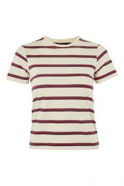 Seventies Striped T-Shirt at Topshop
