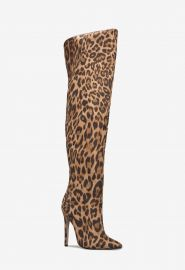 Shady B!tch Sexy Stiletto Boot by ShoeDazzle at ShoeDazzle