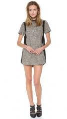 Shakuhachi Tweed Shift Dress at Shopbop