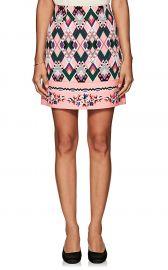 Sharja Crepe Miniskirt by Vivetta at Barneys