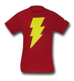 Shazam shirt at Super Hero Stuff