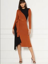 Sheena Sweater Dress - Eva Mendes Collection  at NY&C