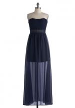 Sheer maxi dress at Modcloth at Modcloth
