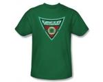 Sheldons green arrow shirt at Amazon